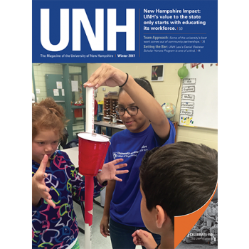 UNH Magazine Winter 2017