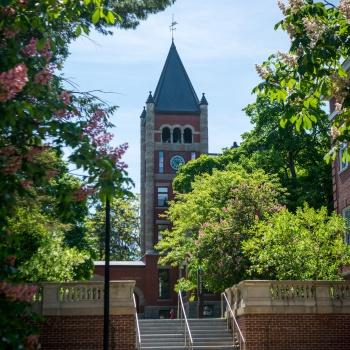 Thompson Hall at UNH