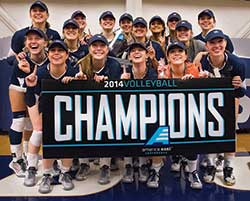 UNH Women's Volleyball