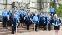 UNH chamber singers and concert choir