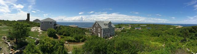 Shoals Marine Lab on Appledore Island