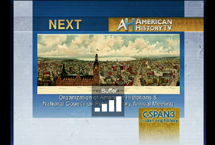 CSPAN Screen Capture
