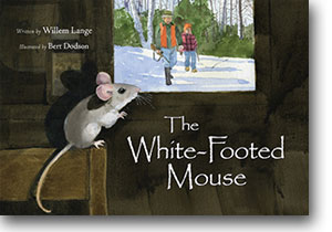 Book cover white footed mouse