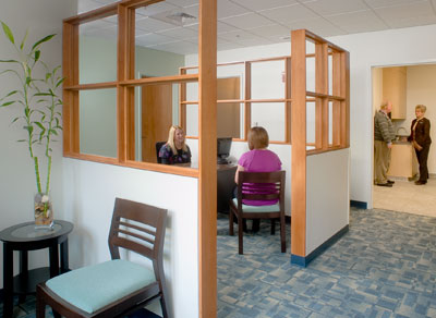 New Health Service Clinic for Faculty and Staff
