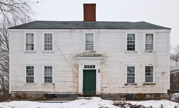 Historic O'Kane Farm house