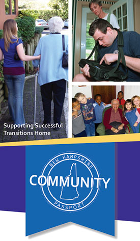 NH Community Passport program brochure