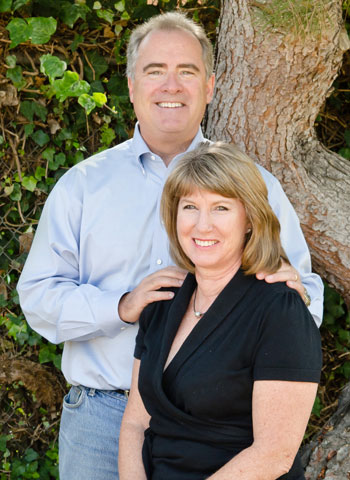 Robert A. Stern '79 and Roxanne Rorer Stern '77