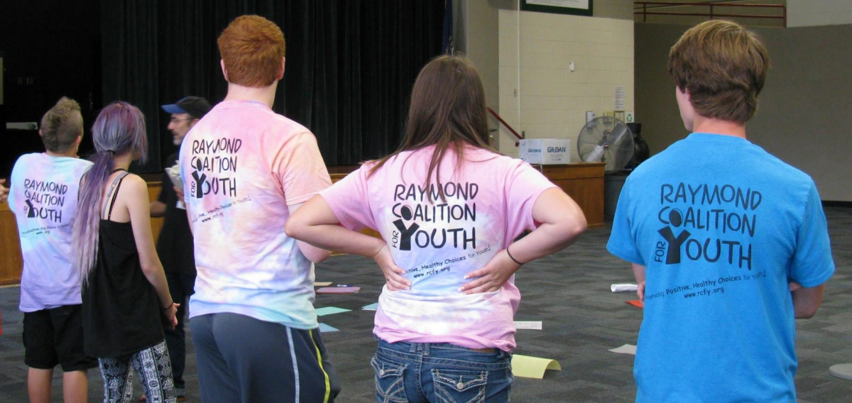 Raymond Coalition for Youth members
