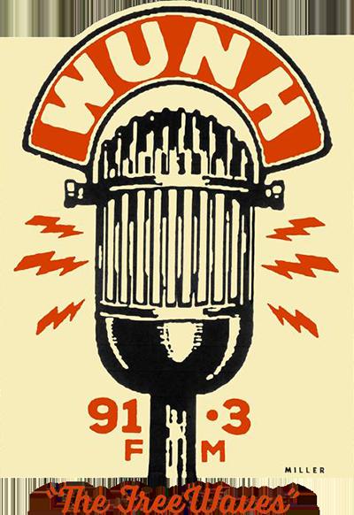 WUNH 91.3FM logo